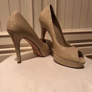 Cole Haan Nude heels!